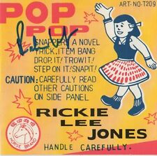 "Ricky Lee Jones Autogramm signed CD Booklet ""Pop Pop"""