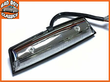 UNIVERSAL Chrome Interior Lamp Light Fits MGB, MG MIDGET, CLASSIC MINI