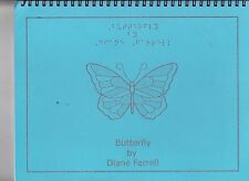 Tactile Vision Braille Butterfly by Diane Farrell (E1-30)