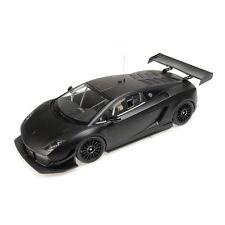 MINICHAMPS Lamborghini Gallardo Lp 600 Street Matt Black 1:18*New Item!