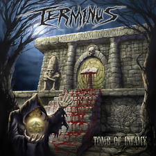 TERMINUS - Tomb Of Infamy (US 90's DEATH/THRASH METAL*OBITUARY*MORGOTH*ASPHYX)