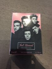 One Direction That Moment 50ml EDP - New & Sealed FREE UK DELIVERY