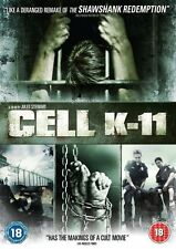 Cell K-11 (DVD) (NEW AND SEALED)