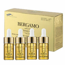 k074 Bergamo Luxury Gold Collagen & Caviar wrinkle care intense repair ampoule