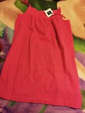 Janie and Jack sz 8 Coverup Dress NWT