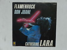 45 tours CATHERINE LARA Flamenrock , don juane 410300