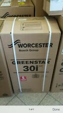 worcester bosch 30 I ERP combi boilers And Flu Brand New 5 Year Warranty Sealed.