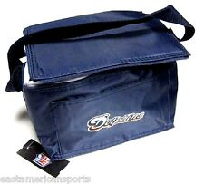 Miami Dolphins Lunch Box 6 Pack Tote Cooler Bag Beer Soda Case Tailgate