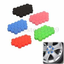 20Pcs Set Car Silicone Wheel Nuts lug Hub Covers Screw Dust Protective Caps