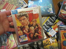 The Karate Kid BLU-RAY best buy * STEELBOOK * LIMITED EDITION new factory sealed