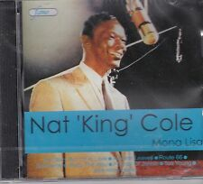 NAT KING COLE - MONA LISA - CD - NEW -