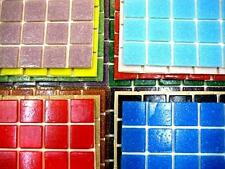Deluxe Rainbow 400 Mosaic Tiles Mix. Arts And Crafts School Projects