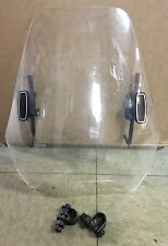 Harley Windshield with Mount for Sportster Dyna FX Cafe    #4130