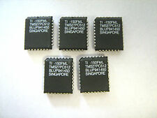 TEXAS INSTRUMENTS TMS27PC512-150FML IC EPROM 512KB - Lot of 5 Pieces TESTED