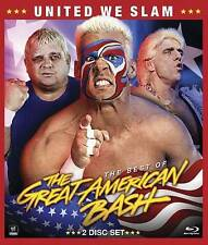 WWE: United We Slam - The Best of Great American Bash (Blu-ray Disc, 2014)