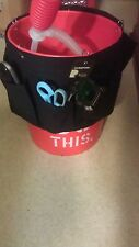 The Detailer's Choice Bucket Tool Bag   5 gallon bucket tool pouch
