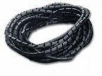 Spiralband 4-20mm schwarz