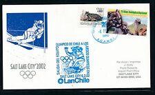 73542) Olympiade SF LAN Chile  - Salt Lake USA 2002, animal Zoo