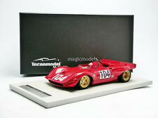 Tecnomodel Ferrari 212 E Montseny 1969 Shetty #104 1/18 Scale. LE of 50 New!