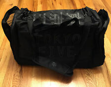 UFC GYM TRAVEL Duffel Bag TOKYO FIVE JAPAN with Pocket  All Purpose  NEW 22""