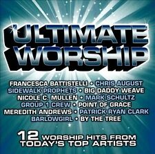 ULTIMATE WORSHIP - (BarlowGirl, Group 1 Crew) TOP CHRISTIAN ARTISTS  CD