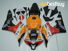Hot Sale! Injection Fairing Kit ABS Plastic for Honda 2007 2008 CBR 600RR F5 lF2