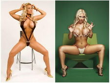 "EVAN 004 Nicole Coco Austin - Sexy USA Girl Hot Star Model 19""x14"" Poster"
