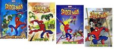 Dvd SPECTACULAR SPIDER-MAN - Vol. 1-2-3-4 (4 Dvd) MARVEL ......NUOVO