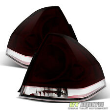 2006-2013 Chevy Impala SS/LS/LT/LTZ Dark Smoke Tail Lights Rear Brake Lamps Pair