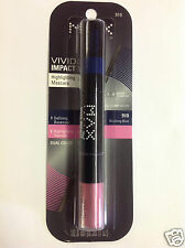 Max Factor Vivid Impact Highlighting Mascara BLUSHING BLUE #910 NEW.