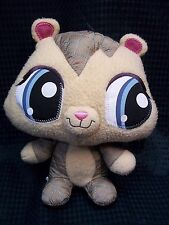 LPS Large PLUSH Littlest Pet Shop ** COZIEST CHIPMUNK **