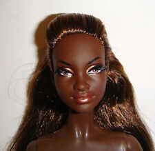 Nude Barbie Doll Long Hair AA Model Muse Barbie Dolls For Ooak cs02
