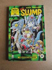 Dottor SLUMP n°11 Mitico n°40  Akira Toriyama Star Comics [G370P]