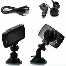 "2.7"" HD TFT 1080P Auto Car Camera Video Register Recorder DVR Cam Night Vision"