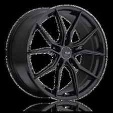 17x7.5 Advanti Racing Hybris 5x108 ET45 Gloss Black Wheels (Set of 4)