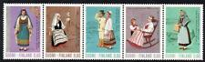 FINLAND MNH 1973 National costumes