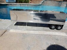 SMITH MILLER  POLISH TRAILER 30 INCH  SQUARE NOSE TRAILER  SMOOTH