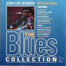 JOHN LEE HOOKER - Boogie Man, The Blues Collection Audio CD Album