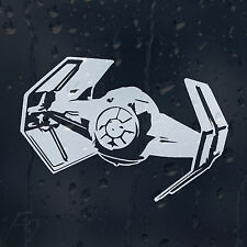 Star Wars Star Fighter Ship Car Decal Vinyl Sticker For Window Bumper Panel