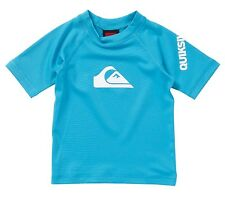 Quiksilver Baby All Time SS Short Sleeve Rashguard UPF 50+ NEW Size 24 Months