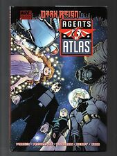 Agents Of Atlas Dark Reign Premiere Ed Hard Cover Aug 2009 (NM) BN, 1st Print