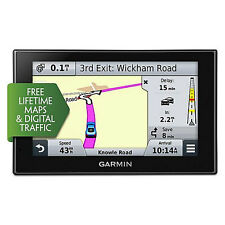 GARMIN NUVI 2569LMT-D  GPS SAT NAV  BLUETOOTH - UK & W EUROPE LIFETIME MAPS