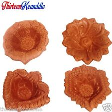 EARTHEN TERRACOTTA DIYA PREMIUM QUALITY HOME DECOR SPA OFFICE WHOLSALE PRICE