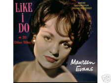 MAUREEN EVANS - Like I do - Rare POP CD