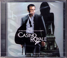 007 CASINO ROYALE James Bond 2006 DAVID ARNOLD Score OST CD Soundtrack Sony NEU