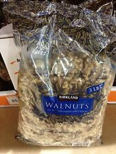 Kirkland Shelled Premium California Walnuts 3LB Bag (48oz) Bag Fresh Free Ship