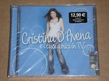 CRISTINA D'AVENA E I TUOI AMICI IN TV 19 - CD SIGILLATO (SEALED)