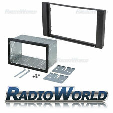 FORD FOCUS / FIESTA double din fascia PANEL Adaptateur Plaque Kit de montage cage