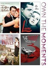 AN AFFAIR TO REMEMBER/LAURA/LETTER THREE WIVES/THREE FACES OF EVE R1 NEW DVD