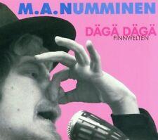 M.A. Numminen - Dägä Dägä Finnwelten DIGIPAK /  TRIKONT CD 2001
